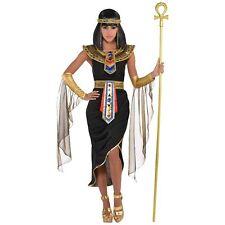 Adults Egyptian Queen Goddess Cleopatra Women Fancy Dress Costume