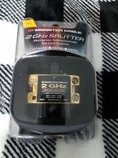 Monster 2GHz cable splitter