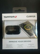 TomTom Curfer Driver Behaviour Analysis - for Android and iPhone