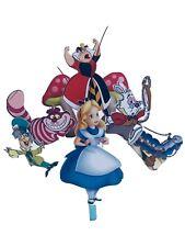 Alice In Wonderland Birthday Cake Topper (unofficial)