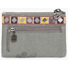 Damen-Geldbörsen & -Etuis im Bifold aus 100% Baumwolle Scheckheft
