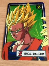 Carte Dragon Ball Z DBZ Special Collection Part 2 #2 Prisme MADE IN TAIWAN (3)