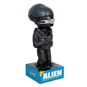 SUPER7 Alien Super Soapies Xenomorph Bubble Wand Bottle