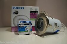 IP65 Bathroom Fire Rated Downlight Recessed Spotlight With 5W LED or Halogen