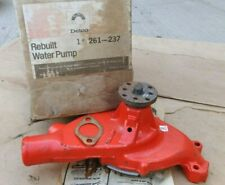 REBUILT 1967 Chevy BIG BLOCK 396 427 WATER PUMP Original GM Delco 3856284 F-14-7