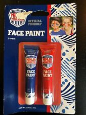 American Ninja Warrior Face Paint 2 Pack - Red and Blue