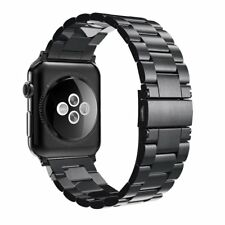 For 42mm apple Watch Band, Simpeak Stainless Steel Wristband Armband for iWatch