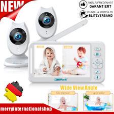 """4,3""""Babyphone Video Monitor Digitaler Nachtsichtkamera Babyfone mit 2 Kamera2.4G"""
