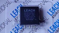 Leach M215  28 VDC 500R 1 PDT 10 AMP Polarised Non Latch Military Spec Relay