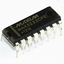 100Pcs MAX3232CPE MAX3232 DIP-16 MAXIM CHIP IC NEW