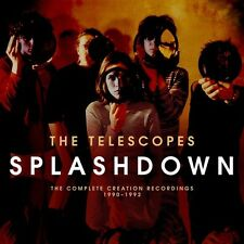 The Telescopes - Splashdown: Complete Creation Recordings 1990-92 [New CD] UK -