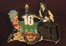 HARD ROCK CAFE INDIANAPOLIS 16TH ANNIVERSARY PIN