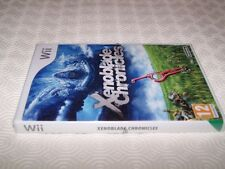 Xenoblade Chronicles (Nintendo Wii, 2011)