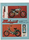 Pubblicità 1972 MOTO MOTOR MALAGUTI CAVALCONE TOTEM old advert werbung publicitè