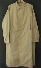 Vintage English Cordings Original Grenfell Cloth Cotton Campbell Raincoat