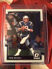2017 Panini Donruss Optic #1 Tom Brady New England Patriots NFL Football