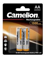 20 x Camelion Akku AA Mignon HR6 1,2 V NiMH 1500mAh  Wieder Aufladbar 17015206