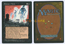 MTG MAGIC Animare i Morti - Animate Dead - 1ª Ed. Italiana Revised FBB 1994 MINT