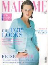 ▬►MADAME (Avril 1998) No ELLE_ MODE FASHION HAUTE COUTURE_PAULINA PORIZKOVA