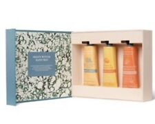 CRABTREE & EVELYN LONDON -  FRUITY WINTER HAND TRIO GIFT SET. NEW/BOXED