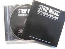 STRIP MUSIC HOLLYWOOD & WOLFMAN CD