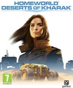 HOMEWORLD DESERTS OF KHARAK Steam