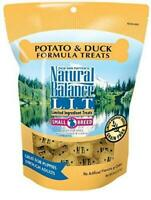 Natural Balance L.I.T. Limited Ingredient Small Breed Dog Treats, Grain Free, ..