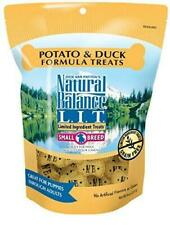 Natural Balance Limited Ingredient Dog Treats Potato & Duck 8ounce