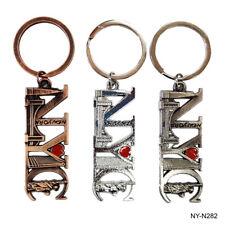 12 Pack NY Souvenir NEW YORK Liberty Freedom Tower Flatiron Key Chain #282