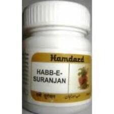 20 packs HAMDARD HABB-E-SURANJAN 100 tablets in each pack