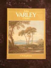 C M Kauffmann - John Varley 1778-1842 19th century watercolour artist works bio