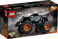 New! 42119 LEGO Technic Monster Jam Max-D Truck Model inc 230 Pieces Age 5 Years