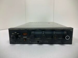King KT-76A - 066-1062-00 - ATC Transponder (SVC w/yellow tag)