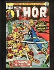Mighty Thor #245 ~ vs the Servitor ~ 1976 (5.0) WH