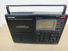 Radio Shack DX-392 PLL All-Band AM/FM/LW/SW/SSB/CW Radio with Cassette WORKS!