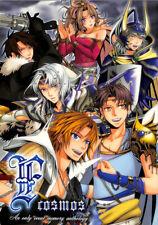 Dissidia Final Fantasy English Translated Doujinshi Comic Terra Branford F cosmo