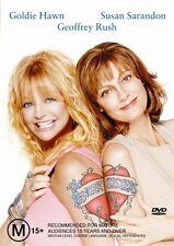 The Banger Sisters (DVD, 2004) Goldie Hawn, Susan sarandon, Geoffrey Rush