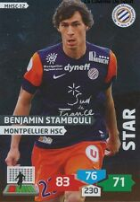 MHSC-12 STAMBOULI EXCLUSIV MONTPELLIER TOTTENHAM CARD ADRENALYN FOOT 2014 PANINI