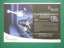 11/06 PUB FINMECCANICA SELEX COMMUNICATIONS LOAM LASER NAVIGATION AID SYSTEM AD