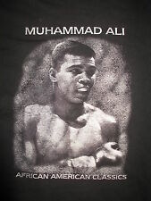 "MUHAMMAD ALI ""African American Classics"" (2XL) T-Shirt"