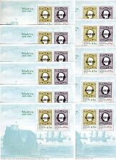 Portugal Madeira Scott# 66-7 67a Mint Never Hinged Lot Of 25 As Shown