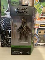 In STOCK Star Wars Black Series Teebo the Ewok Action Figure