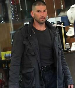 Jon Bernthal Frank Castle Daredevil Season 2 The Punisher Jacket