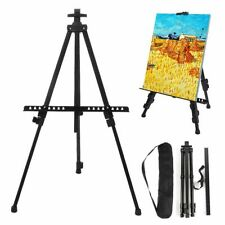 Display Artist Easel Tripod Stand Folding Portable Sketching Painting Supply New