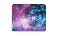 Purple Space Nebula Mouse Mat Pad - Astronomy Astrology Fun Gift Computer #13228