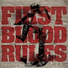 First Blood - Rules NEW CD