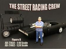 AMERICAN DIORAMA STREET RACING CREW 1:18 FIGURE II 77432