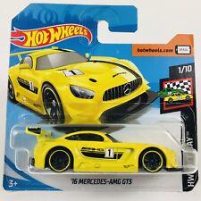 Hot Wheels 16' Mercedes AMG GT3 HW Race Day 1/10 Mattel