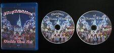 Christmas at Walt Disney World 2016 Blu-Ray (Double Disc Set)
