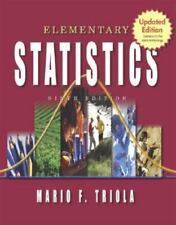 Elementary Statistics: Updates for the latest technology, 9th Updated Edition